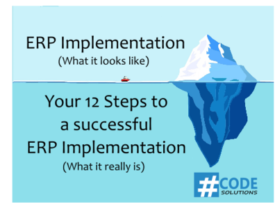 Erp data conversion strategy